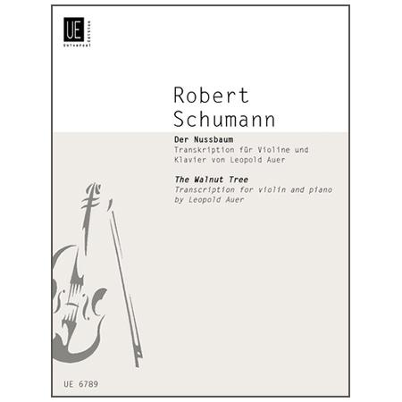 Schumann, R.: Der Nussbaum