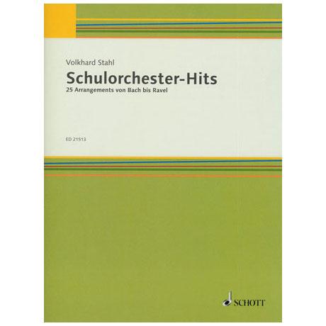Stahl, V.: Schulorchester-Hits – 25 Arrangements von Bach bis Ravel