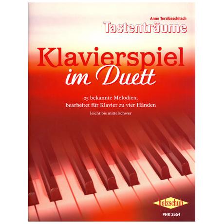 Terzibaschitsch: Klavierspiel im Duett