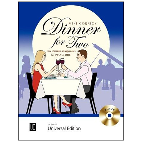 Cornick, M.: Dinner for Two (+CD)