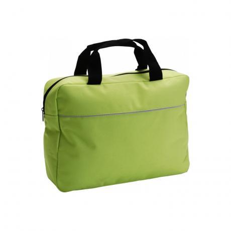 Notentasche Verde apfelgrün