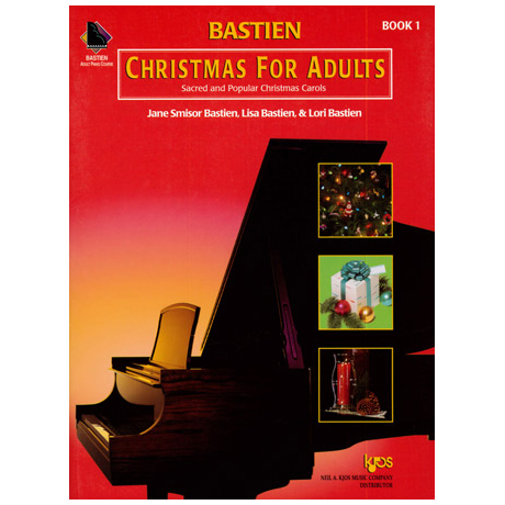Bastien: Christmas for Adults - Band 1