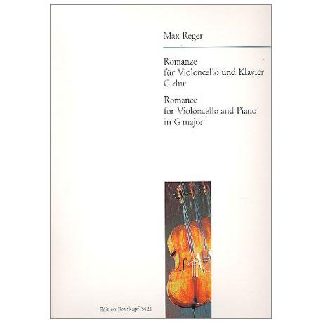 Reger M.: Romanze G-Dur Op.50