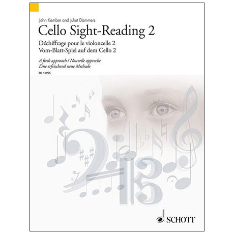 Vom-Blatt-Spiel auf dem Cello 2