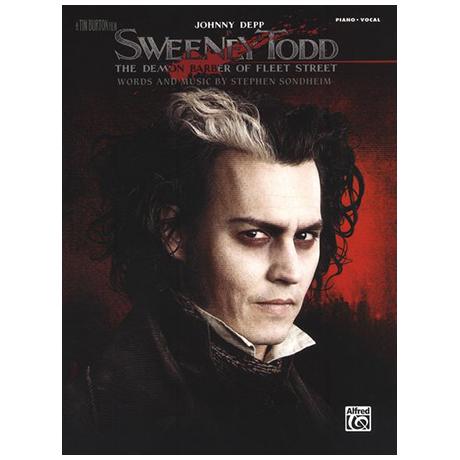 Sweeney Todd – The Film