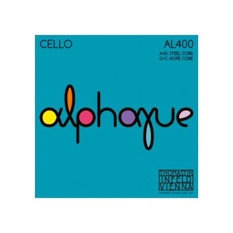 THOMASTIK Alphayue Cellosaite A