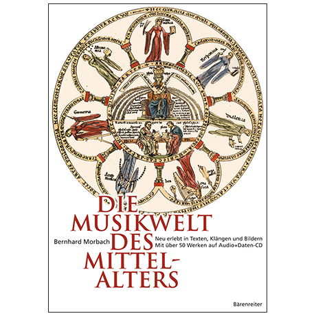 Morbach, B.: Die Musikwelt des Mittelalters (+CD-ROM)