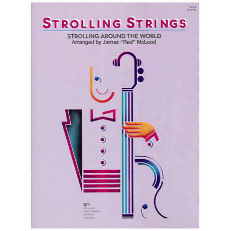 Strolling Strings - Around the World
