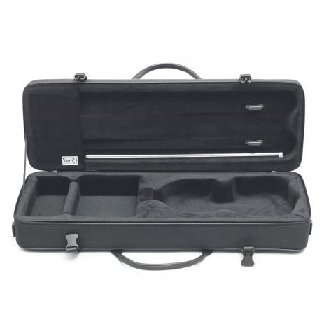 BAM Classic Violinetui 4/4 | schwarz