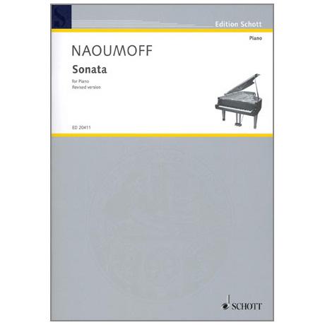 Naoumoff, E.: Sonata