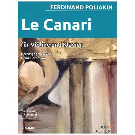 Poliakin, F.: Le Canari
