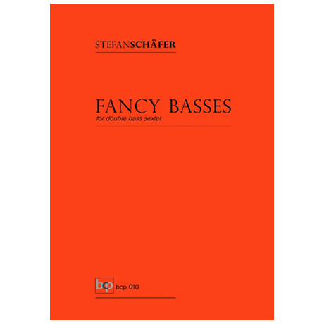 Schäfer, S.: Fancy Basses