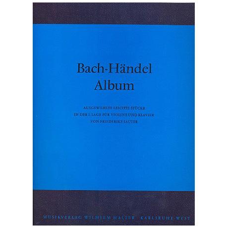 Bach-Händel Album