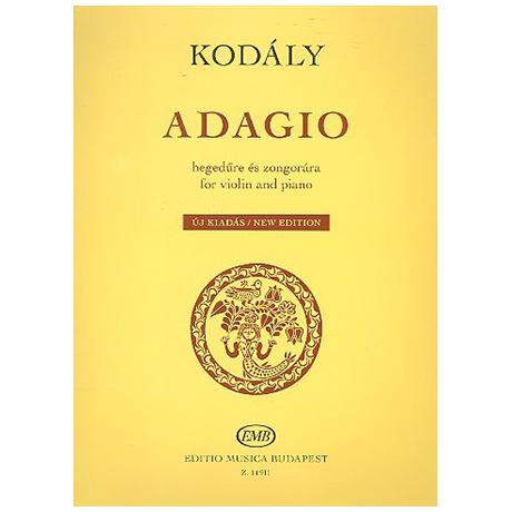Kodály, Z.: Adagio