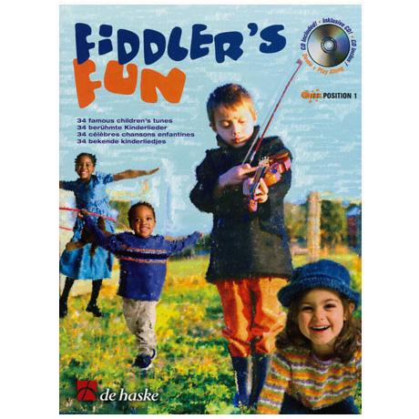 Fiddler's Fun (+CD)
