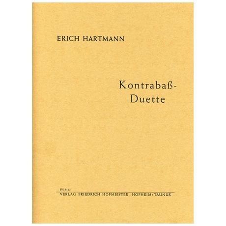 Hartmann, E.: Kontrabaß-Duette