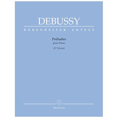 Debussy, C.: Préludes