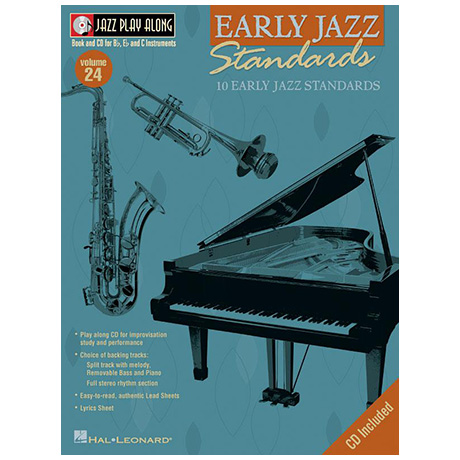 Early Jazz Standards (+CD)