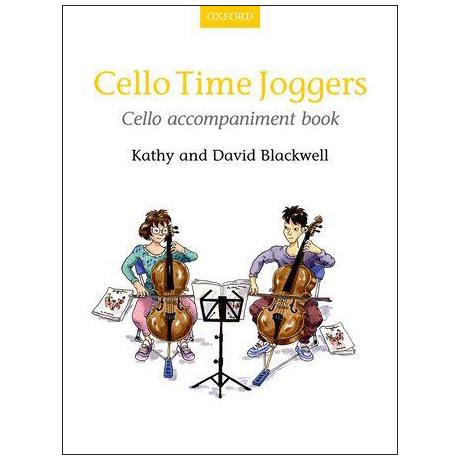 Blackwell, K. & D.: Cello Time Joggers – Cellobegleitung