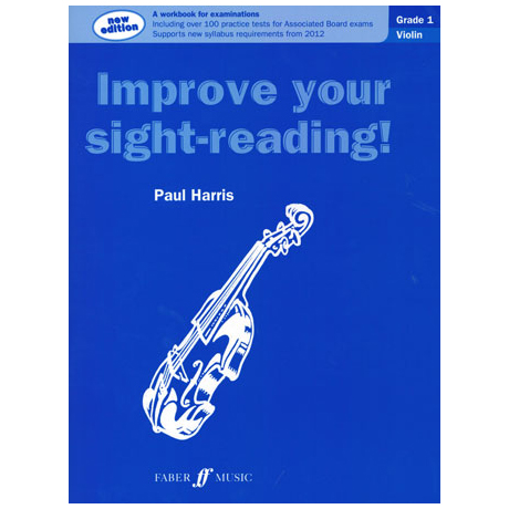 Harris: Improve your sight reading Grade 1