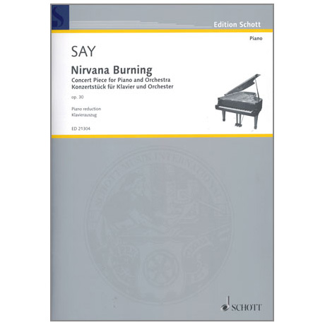 Say, F.: Nirvarna Burning Op. 30