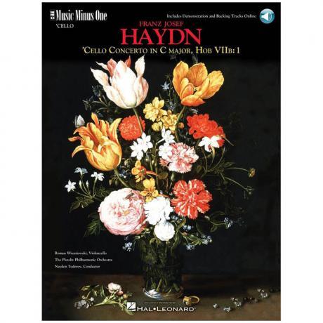 Haydn, J.: Violoncellokonzert C-Dur Hob VIIB:1 (+online Audio)
