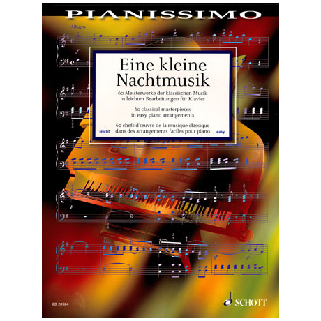Pianissimo: Eine kleine Nachtmusik