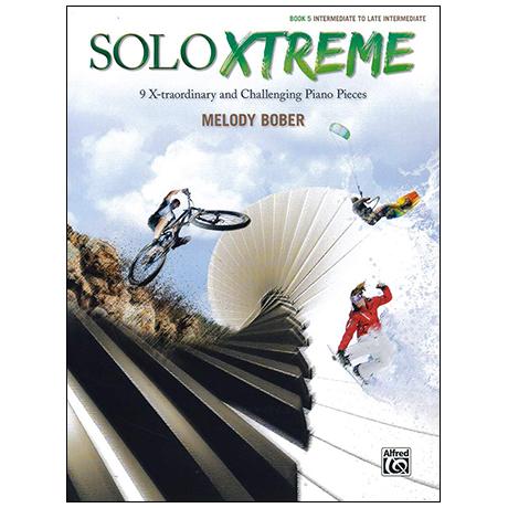 Bober, M.: Solo Xtreme Book 5