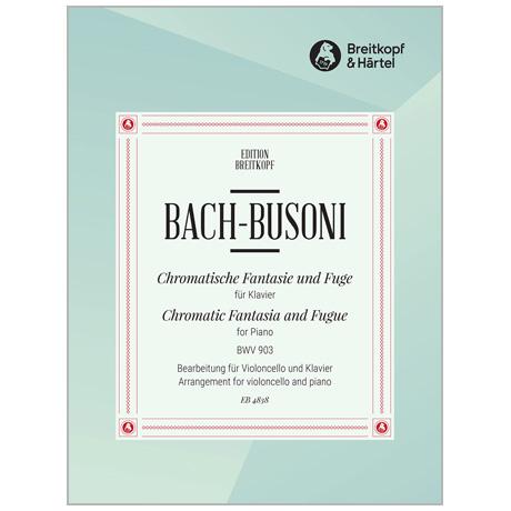 Bach, J. S.: Chromatische Fantasie und Fuge BWV 903