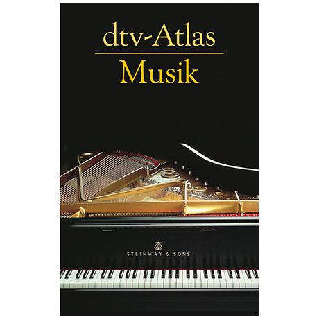dtv-Atlas Musik – Komplettausgabe gebunden