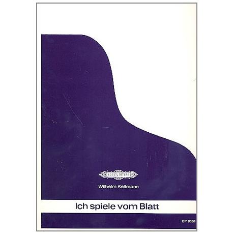 Keilmann, W.: Ich spiele vom Blatt Band I