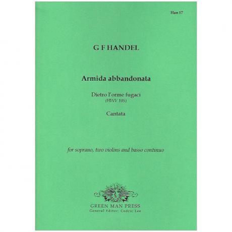 Händel, G. F.: Kantate »Armida abbandonata« – Dietro l'orme fugaci HWV 105