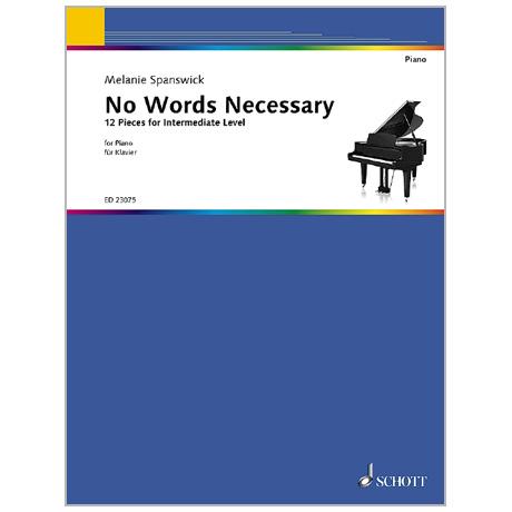 Spanswick, M.: No Words Necessary