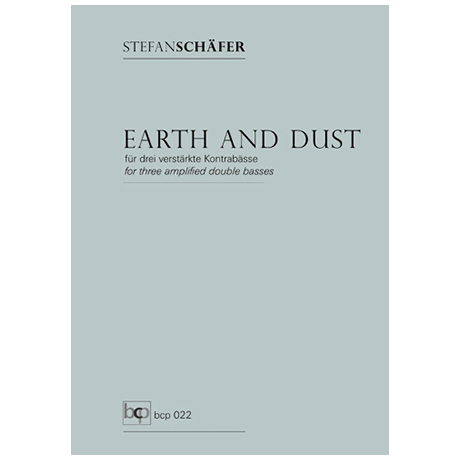 Schäfer, S: Earth And Dust