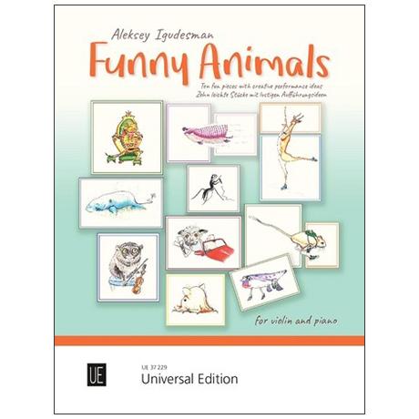 Igudesman, A.: Funny Animals