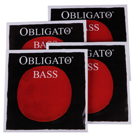 PIRASTRO Obligato Basssaiten SATZ