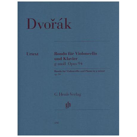 Dvořák, A.: Rondo Op. 94 g-Moll Urtext