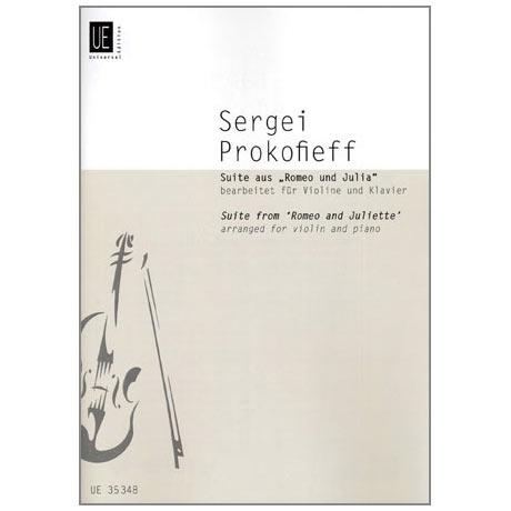 Prokofjew, S.: Suite aus Romeo und Julia