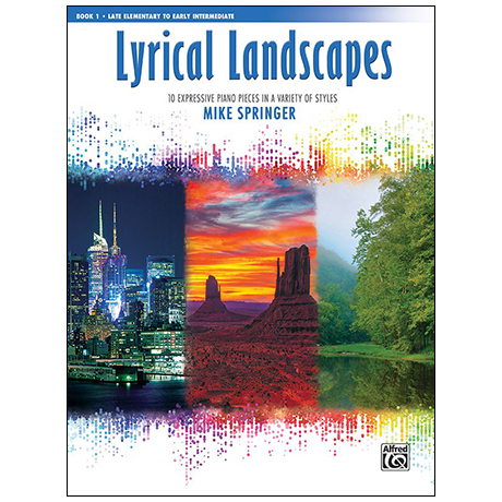 Springer, M.: Lyrical Landscapes Book 1