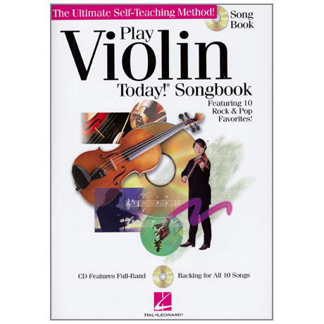 Play Violin Today Songbook