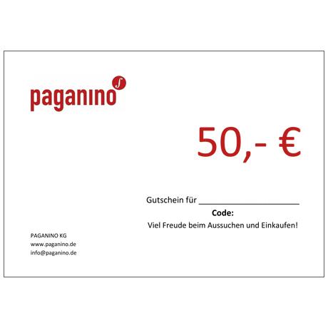 Gutschein 50,- EUR
