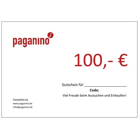 Gutschein 100,- EUR
