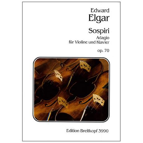 Elgar, E.: Sospiri Op. 70