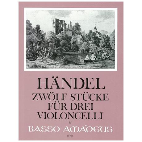 Händel, G. F.: 12 Stücke
