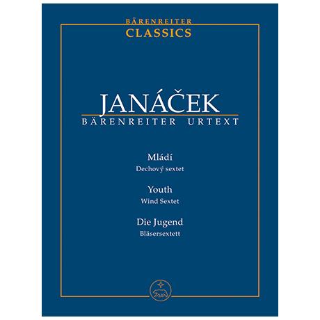 Janácek, L.: Mládí (Die Jugend) – Bläsersextett