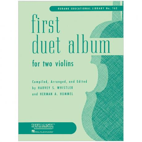 First Duet Album for Two Violins