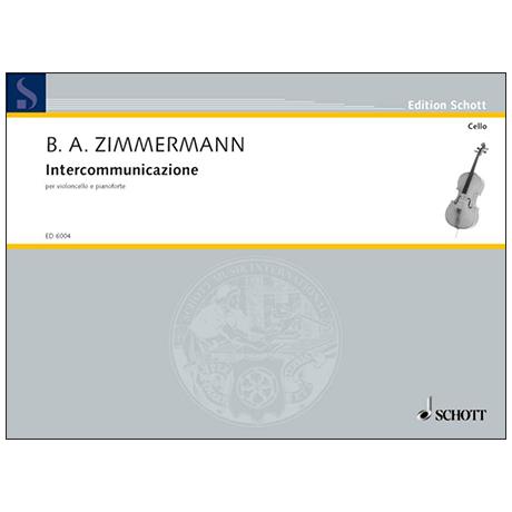 Zimmermann, B. A.: Intercomunicazione
