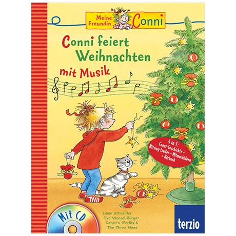 Gerlitz, C.: Conni feiert Weihnachten (+CD)