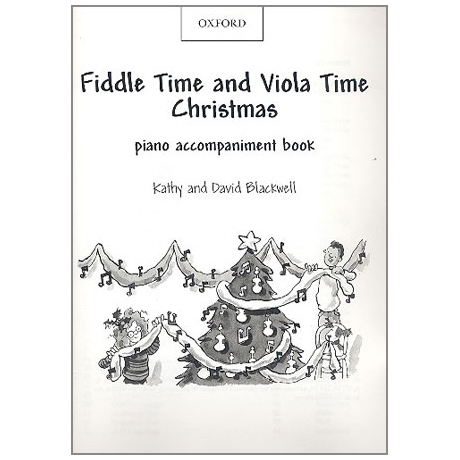 Blackwell: Fiddle Time and Viola Time Christmas