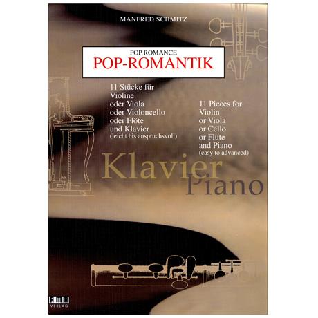 Schmitz, M.: Pop-Romantik